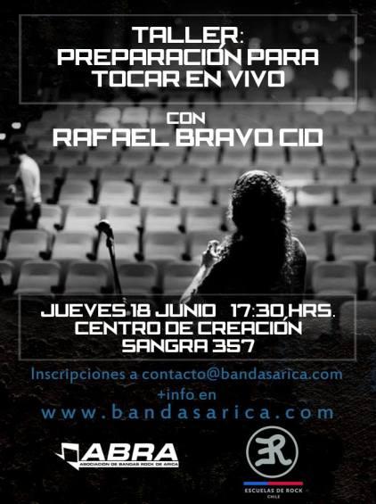 Taller Rafael Bravo