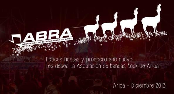 Saludo ABRA 2015